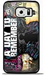 a day to remember cover album for Samsung S6 Black case