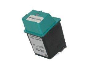 1Cartucho de tinta de tinta para HP Deskjet 400Deskwriter 310Deskwriter 520sustituye a HP 2651626AE