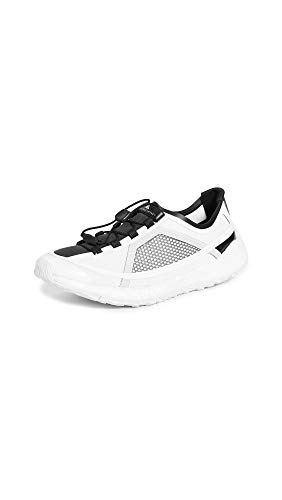 adidas by Stella McCartney Women's PulseBOOST HD S. Sneakers, Core White/Cream White/White, 6.5 Medium US