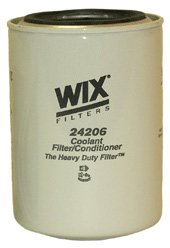 Pack of 1 WIX Filters 24113 Heavy Duty Coolant Spin-On Filter