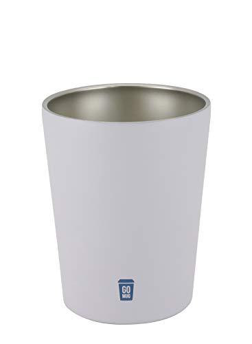シービージャパン タンブラー ライトブルー 300ml Sサイズ 保温 保冷 コンビニ コーヒーカップ ステンレス 真空 断熱 GOMUG