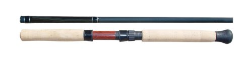 Okuma Aventa Center Pin Float Rod, 13-Feet,4-8-Pound, Light Action