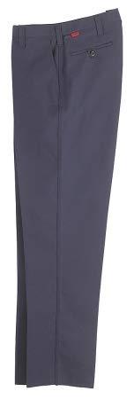Workrite Navy Pants, Nomex IIIA, Fits Waist Size: 32', 32' Inseam, 6.6 cal./cm2 ATPV Rating - 402NX75NB