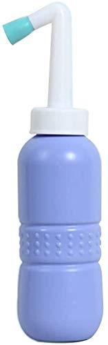 AA-SSR tragbarer Bidet-Sprüher, private Teile, Hygiene-Irrigator, Bidet-Gerät, mütterliche Reinigung, persönliche Hygiene, Badezimmer-Hilfe, Sprühflasche, 400 ml