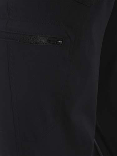 Wrangler Black Outdoor Performance Cargo Pants