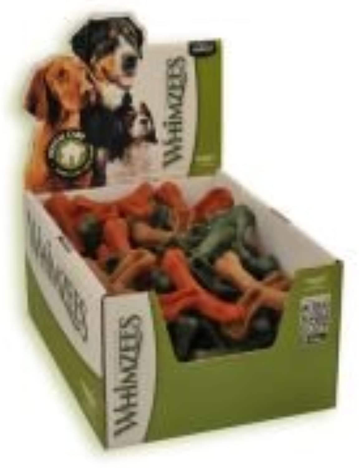 KENNELPAK Whimzees Cross Bone sgl pack of 50