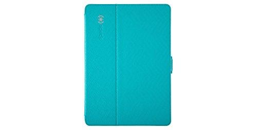 Speck Stylefolio Edition 9.7 inch iPad Pro | iPad Air | iPad Air 2 Case - Faux Croc Turquoise