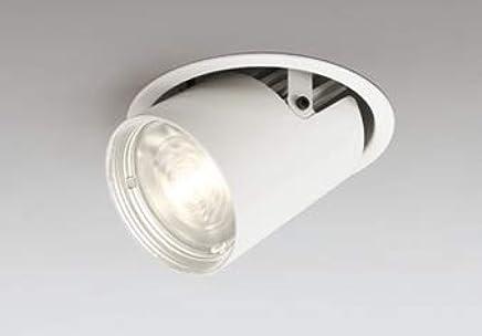 ODELIC LEDダウンスポットライト CDM-T70W相当 オフホワイト 23° 埋込穴Φ125mm 電球色 3000K 専用調光器対応 XD402533 (電源?調光器?リモコン?信号線別売)