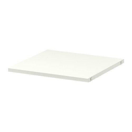 Ikea ALGOT Regalboden für Aufbewahrungssystem; in weiß; (40x38cm)