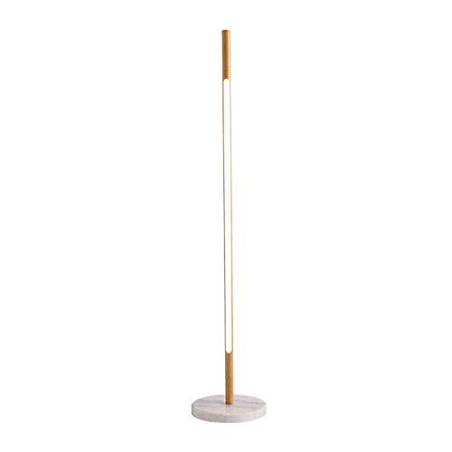 HLL Lámparas novedosas, luz cálida Led, lámpara de atmósfera creativa moderna simple, lámpara de mesa vertical para decoración de iluminación de dormitorio de sala de estar nórdica,A
