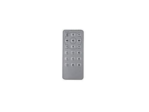 HCDZ Replacement Remote Control for Ihome IH9 IP97 IP98 IP99 IP9 IP51 IH51 I-POD Dock Clock Radio The Home System