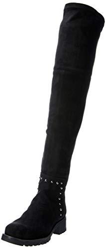 Unisa Damen Overknee-Stiefel Itai schwarz (15) 38