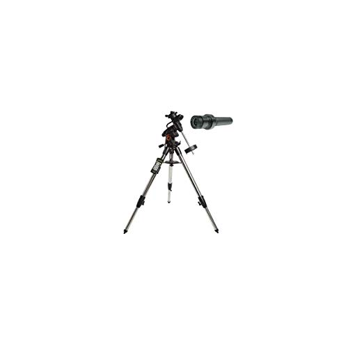 Celestron Advanced VX Mount with Dual Saddle Plate & Polar Axis Finder