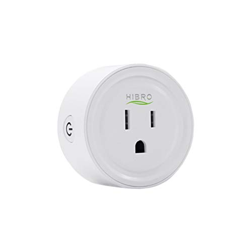 Zigbee Smart Plug Outlet Compatible with Alexa, Echo, SmartThings Hub, Alexa Outlet,Smart switches Remote Control Your Home Appliances from Anywhere,Alexa Accessories