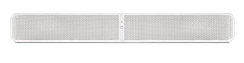 Bluesound Pulse SOUNDBAR Wireless Multi-Room Smart Soundbar with Bluetooth – White