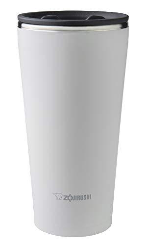 Zojirushi , Stainless Vacuum Insulated Tumbler, 15-Ounce, White