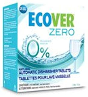 Ecover Ecover Zero 0% Automatic Dishwasher Tablets 25 tablets Natural Dishwashing Products (a)