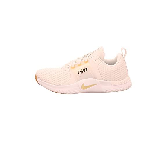 Nike Damen Renew In-Season Tr 10 Trainer, Platinum Tint MTLC Gold St, 36.5 EU