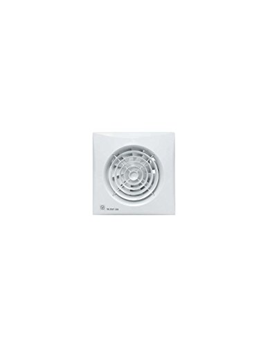 S & p silent-200 - Extractor bano silent-200crz 16w 2350rpm