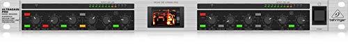 Behringer MIC2200 equipo de música adicional - equipos de música adicionales (21,7 cm, 4,45 cm, 48,3 cm) Negro, Plata