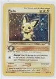 Pokemon - Pichu (Pokemon TCG Card) 2000 Pokemon Neo Genesis Booster Pack [Base] Unlimited #12