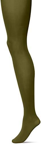 FALKE Damen Pure Matt 50 Den W Ti Strumpfhose, grün (forest 7657), XL (DE 48-50)