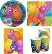 Backyardigans Birthday Party Supplies Pack for 16 Guests by Sittiyakul