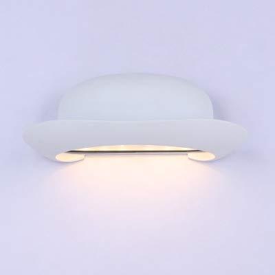 Creatieve wandlamp hoed, decoratief, waterdicht, minimalistisch, modern, decoratief