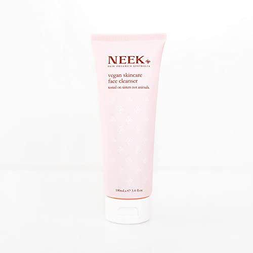 NEEK Skin Organics Australia Neek Vegan Skincare Face Cleanser, All...