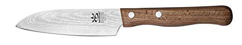 Gehring Damast Santoku Messer, Klinge 11 cm