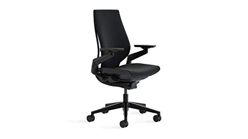 Steelcase Gesture Office Chair, Era/Onyx