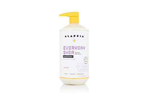 Moisturizing Conditioner, Lavendel, 32 Flüssigunzen (950 ml) - Jeden Tag Shea