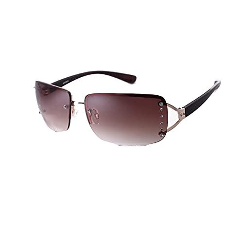 Askaypi Gafas de sol polarizadas que cambian de color Gafas de sol de metal con espejo de conducción para hombres