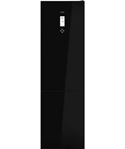 Tela | Frigorífico Combi LongLife No Frost de libre instalación y IonClean | 201 x 59.5 x 66 cm | Negro