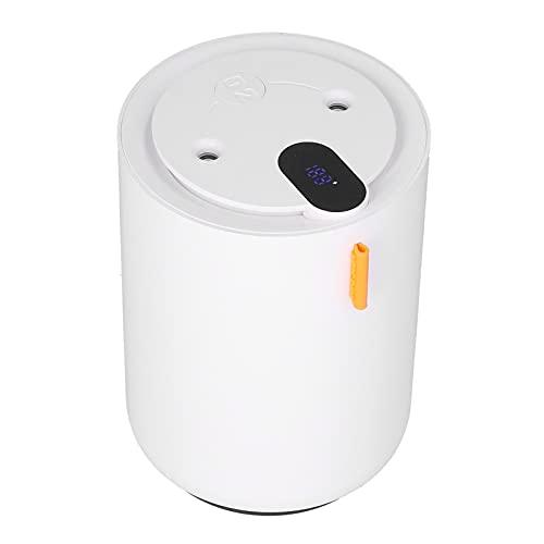 Humidificador de doble pulverización, DC 5V 10m² 500ml Humidificador de aire Apaga automáticamente Humidificador confiable con cable USB para la casa Oficina familiar para la sala de estar