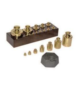 Peso hierro fundido para balanza con anillo 1 kg KVH7NZE9890