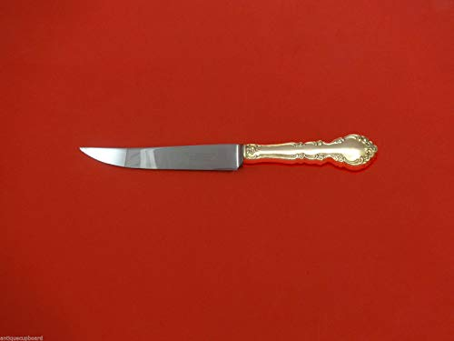Grandeur by Oneida Sterling Silver Steak Knife 8 12 HHWS Custom Made