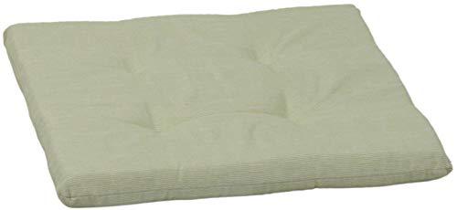 beo WS-44P201 Coussin de Chaise rectangulaire Vert Olive 41 x 41 cm
