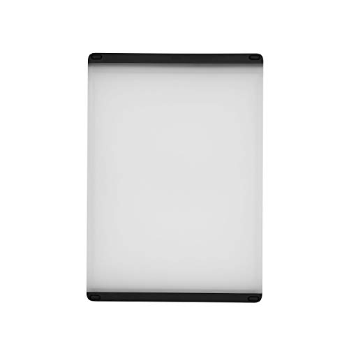 OXO Good Grips Everyday Cutting Board,Clear,One Size