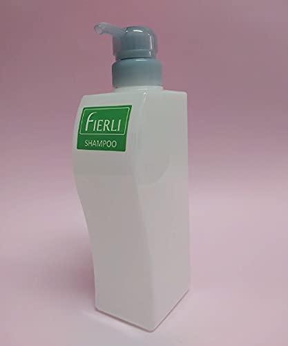 ミルボン フィエーリ シャンプー 空容器ボトル500mlサイズ