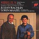 Violin Concerto / En Saga / Serenade for Violin