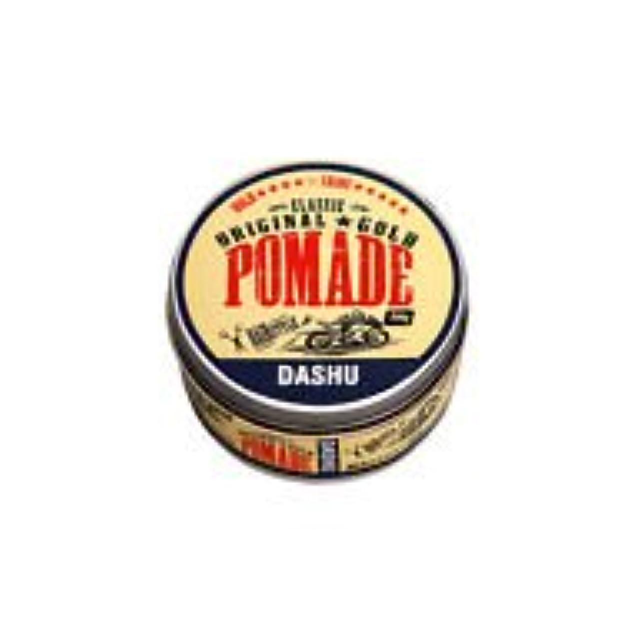 気配りのある反応する調整[DASHU] ダシュ クラシックオリジナルゴールドポマードヘアワックス Classic Original Gold Pomade Hair Wax 100ml / 韓国製 . 韓国直送品