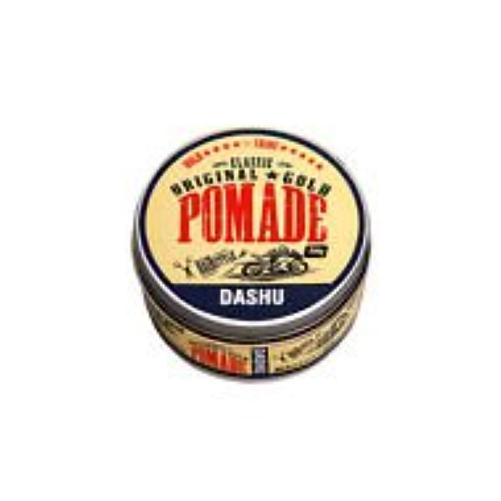 上流の密度コンピューター[DASHU] ダシュ クラシックオリジナルゴールドポマードヘアワックス Classic Original Gold Pomade Hair Wax 100ml / 韓国製 . 韓国直送品
