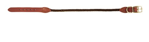 United Sportproducts Germany USG 20630003-102-502 Country Dog luxe hondenhalsbanden, 52-61 cm, bruin