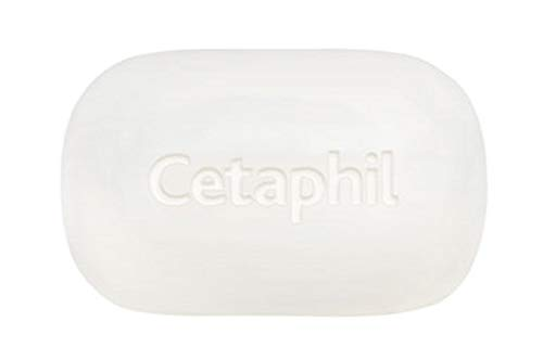 Cetaphil 4.5-oz. Gentle Cleansing Bar for Dry Sensitive Skin, Pack of 6 1.8lb Six 4.5-oz. bars contain in one package