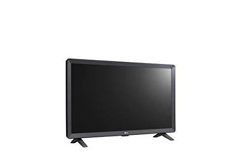 """LG 28TL520S-PZ - Monitor Smart TV de 71cm (28"""") con pantalla LED HD (1366x768, 16:9, DVB-T2/C/S2, WiFi, HbbTV 2.0, Miracast, USB grabador, 10W, 2xHDMI 1.4, 2xUSB 2.0, Auriculares, Óptica) Color Negro miniatura"""