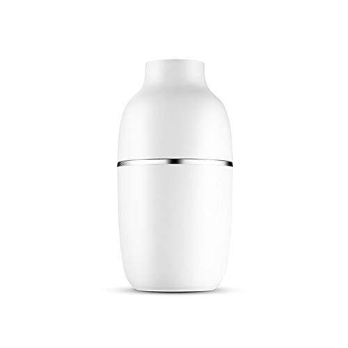 oulins Mini Portable Cool Mist Ultrasonic Humidifier, powered by USB , Auto Shut-off, Extremely Quiet, Perfect for Home, Office, Car interior and Outdoor