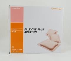 Allevyn Boîte Plus Pansement 17.5 cm x 17.5 cm X 10