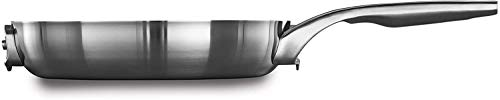 Calphalon 1996129 Fry Chef Pan, Stainless Steel