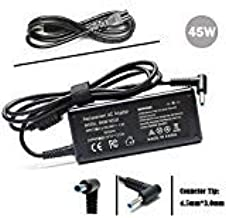 45W Replacement Ac Adapter Charger for HP Pavilion 11 13 15;HP elitebook Folio 1040 g1;HP Stream 13 11 14;HP Spectre ultrabook 13 ;HP touchsmart 11 13 15 Power Supply Cord